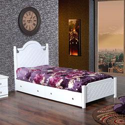 تخت یک نفره مدل روژین
