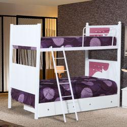 تخت دوطبقه مدل هیما