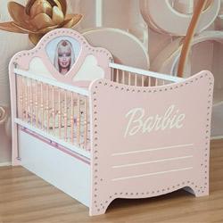 تخت نوزاد باربی