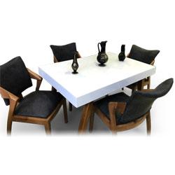 میز ناهار خوری راشن