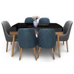 میز ناهار خوری آیین