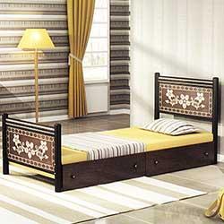 تخت یکنفره پارما