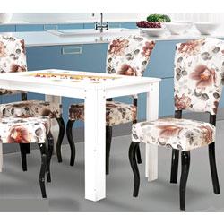 میز ناهارخوری تابان