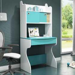 میز کامپیوتر مدل میز  کتابخانه دار TK70